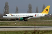 Airbus A320-232 (EC-JRX)