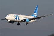 Boeing 737-81Q (G-XLAD)