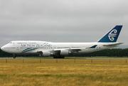 Boeing 747-419 (ZK-NBW)