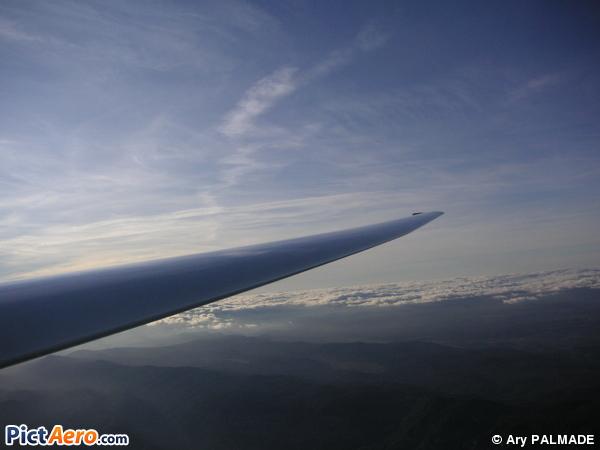 Rolladen-Schneider LS-4 (Club de vol à voile de Montpellier - Pic Saint loup)