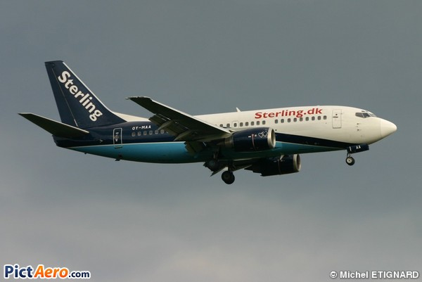 Boeing 737-5L9 (Sterling European Airlines)