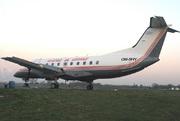 Embraer EMB-120 ER Brasilia (OM-SHY)