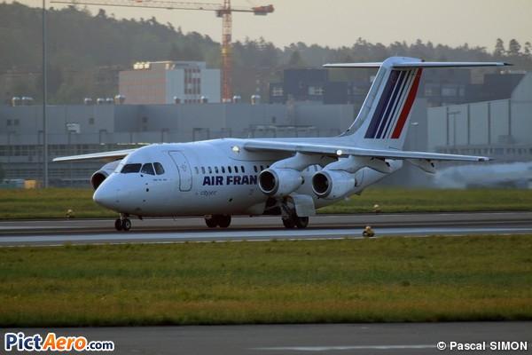 BAe 146-200 (CityJet)