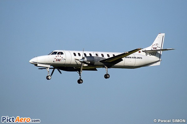 Fairchild SA-227AT Merlin IVC (European Air Express (EAE))