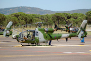 Westland SA-341B Gazelle AH1 (XX448)
