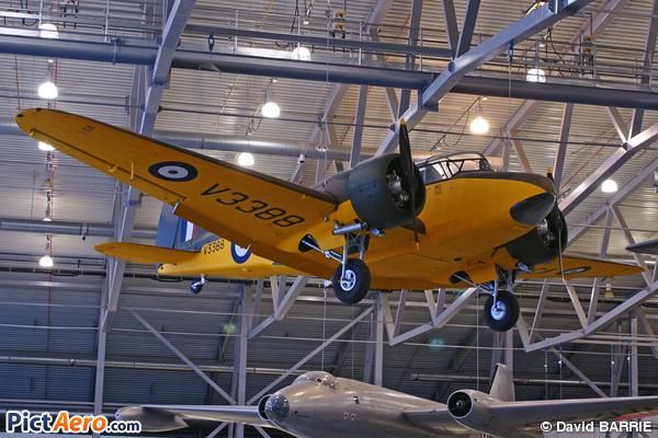 Airspeed AS-10 Oxford I (United Kingdom - Royal Air Force (RAF))