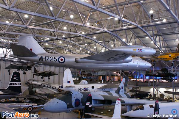 English Electric Canberra B2 (United Kingdom - Royal Air Force (RAF))