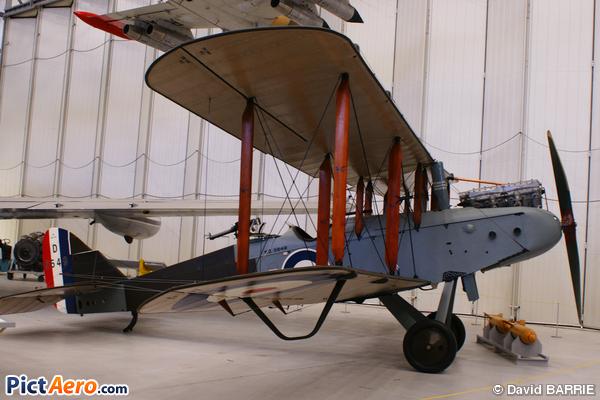 De Havilland DH-9 (United Kingdom - Royal Air Force (RAF))