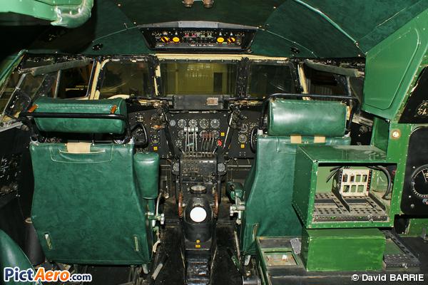 Handley Page HP-81 Hermes 4 (British Overseas Airways Corporation (BOAC))