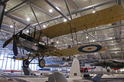 Royal Aircraft Factory RE-8