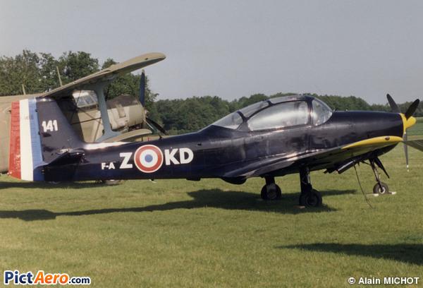 Piaggio P-149D-315 (Daffos Fernand)