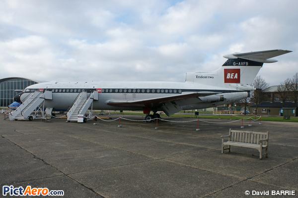 Hawker Siddeley HS-121 Trident 2E (British European Airways (BEA))