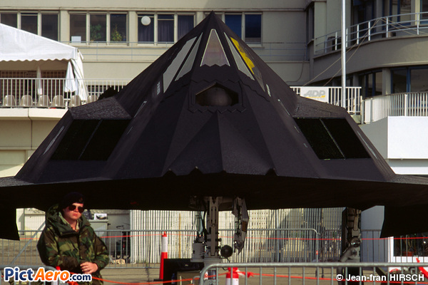 Lockheed F-117A Nighthawk (United States - US Air Force (USAF))