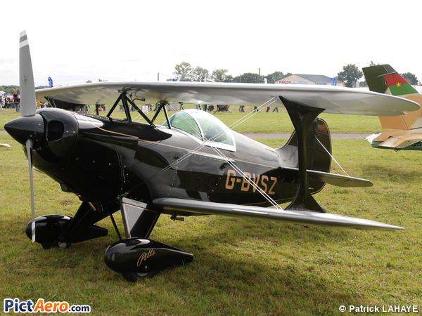 Pitts S-1E Special (MORTON Harvey John)