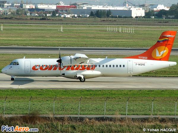 ATR42 de Conviasa