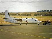 Fokker 50 (PH-RRM)