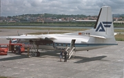 Fokker F-27-600 Friendship (EC-BOB)