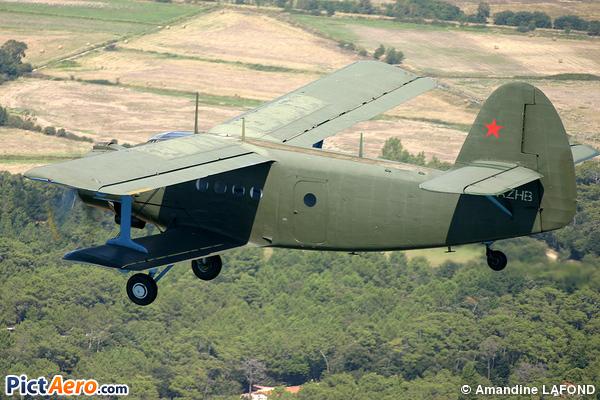 Antonov An-2P (Aéroclub Paris Est - les Goélands - Créteil)