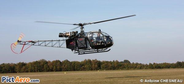 Aérospatiale SA-313D Alouette II (SE-3130) (ABC Helicopters)