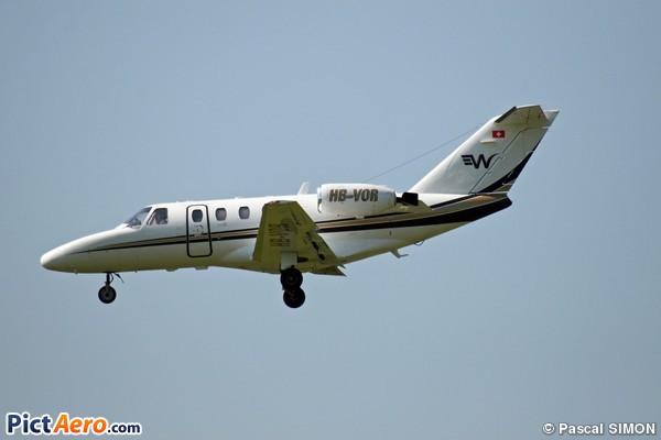 Cessna 525 CitationJet CJ1 (Speedwings)