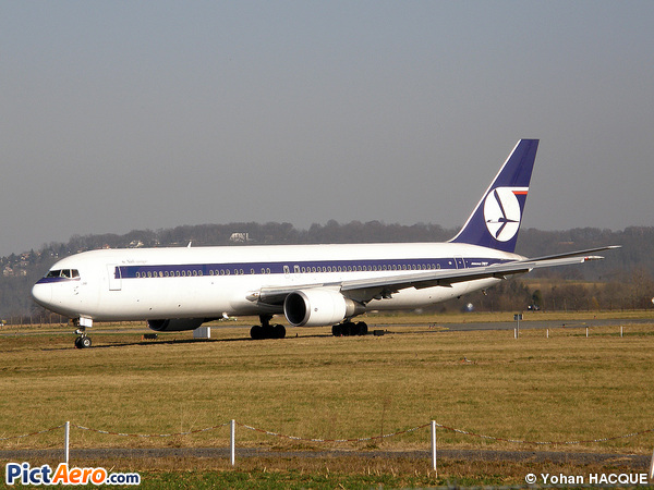 Boeing 767-319/ER  (Air Europe SpA)