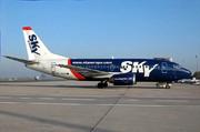 Boeing 737-5Y0 (OM-SEA)