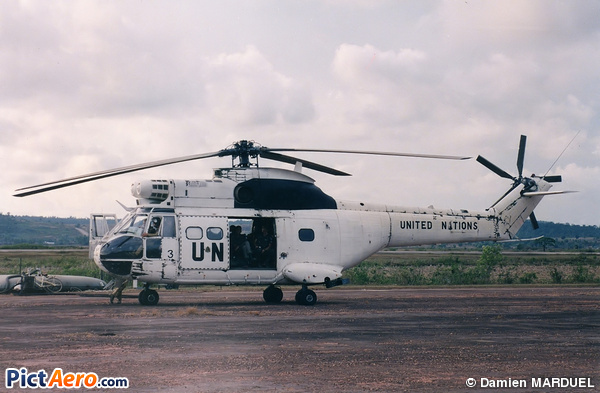 Aérospatiale AS-332 L2 Puma (United Nations (UN))