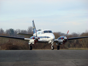 Beech B90 King Air (F-GFIR)