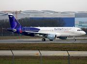 Airbus A320-214 (9K-EAA)