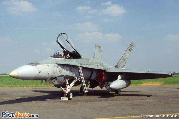 McDonnell Douglas CF-188A Hornet (CF-18A) (Canada - Air Force)