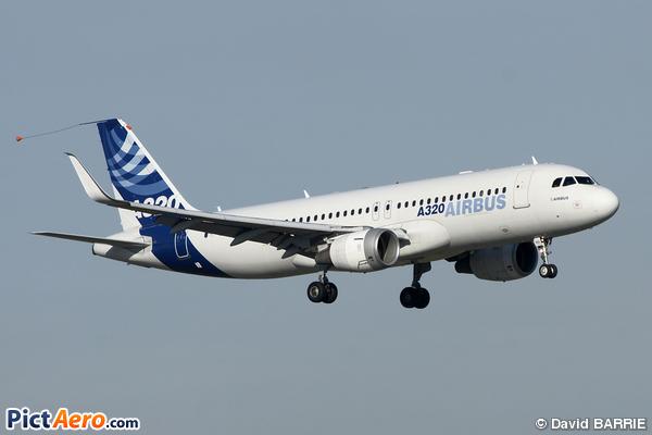 A320-200 avec winglets