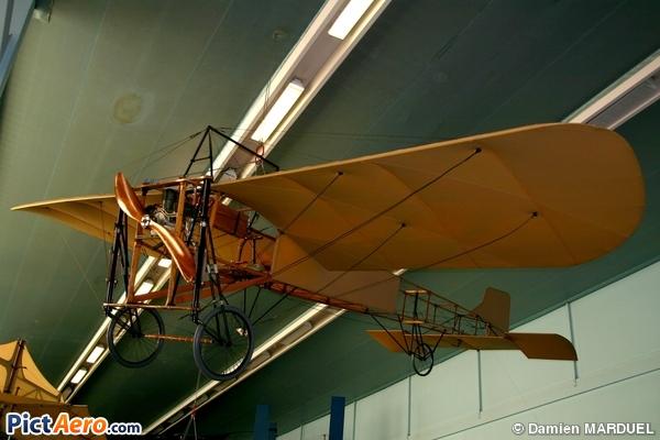 Blériot XI-2 Monoplane (Musée de l'Air et de l'Espace du Bourget)