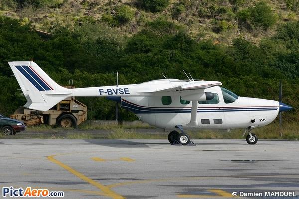 Reims FTB 337G Skymaster - F-BVSE (Transports Aériens Intercaraïbes