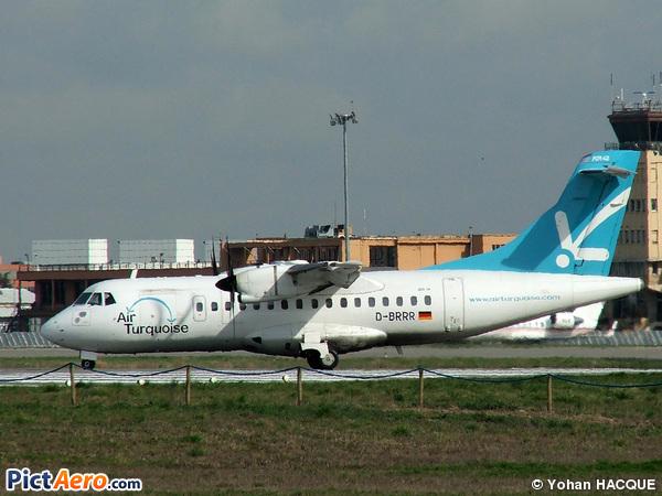 ATR 42-500 (Air Turquoise)