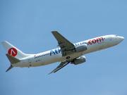 Boeing 737-800 (BBJ2/C-40) (CN-ROJ)