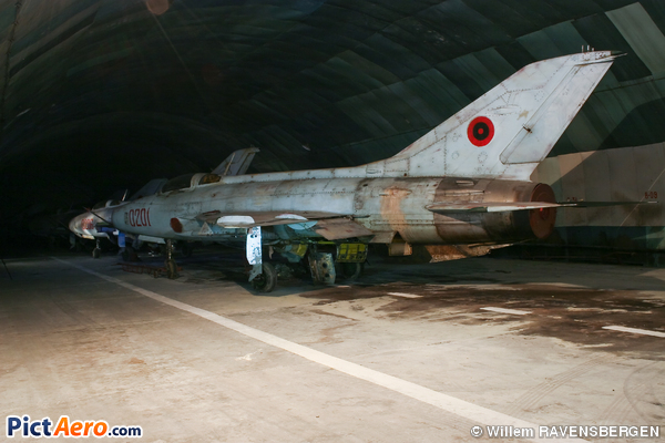 Chengdu F-7A (Albania - Air Force)