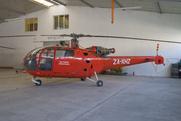 Aérospatiale SA-319B Alouette III/Astazou (ZA-XHZ)