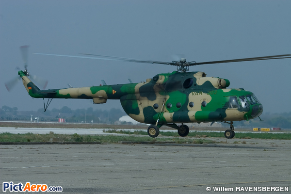 Mil Mi-17 (Macedonia - Air Force)