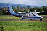 Aero Commander 500B (J6-SLU)