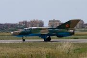 Mikoyan-Gurevich MiG-21UM Lancer B (9536)