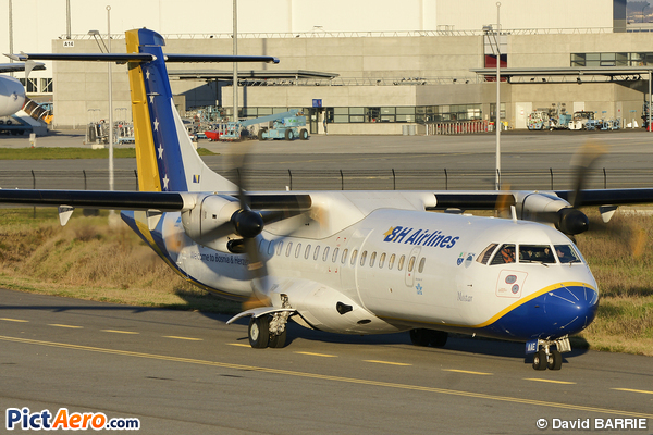 ATR 72-212 (BH Airlines)