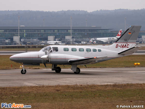 Cessna 441 Conquest II (CCF Manager Airline)