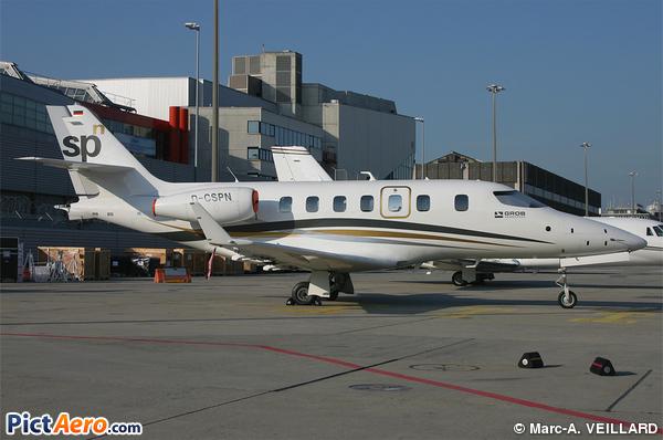 Grob G-180 SPn Utility jet (Grob Aerospace)