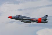 Hawker Hunter T8C (G-BWGL)