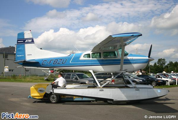 Cessna 185 Skywagon (Bel-Air Laurentien Aviation)