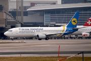 Boeing 737-4C9 (UR-GAV)