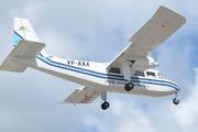Britten-Norman BN-2A-21 Islander (VP-AAA)