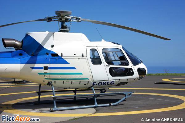 Eurocopter AS-350 B3 (Helilagon)