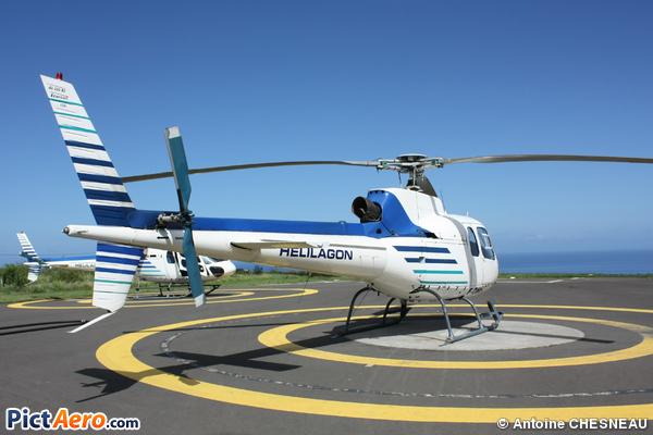 Aérospatiale AS-350B2 Ecureuil (Helilagon)