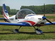 Evektor Aerotechnik EV-97 Eurostar (F-JZLE)